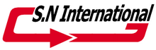 S.N International Logo
